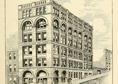 D&H Building 1891