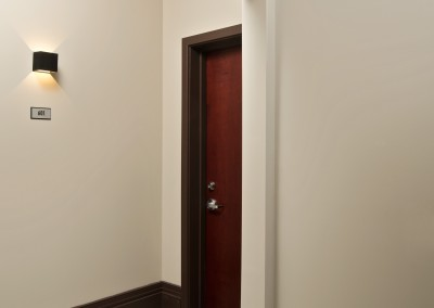 Entrance Vestibule 601